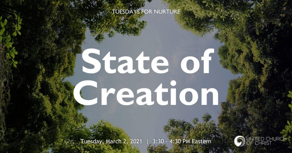 State of Creation Zoom Banner
