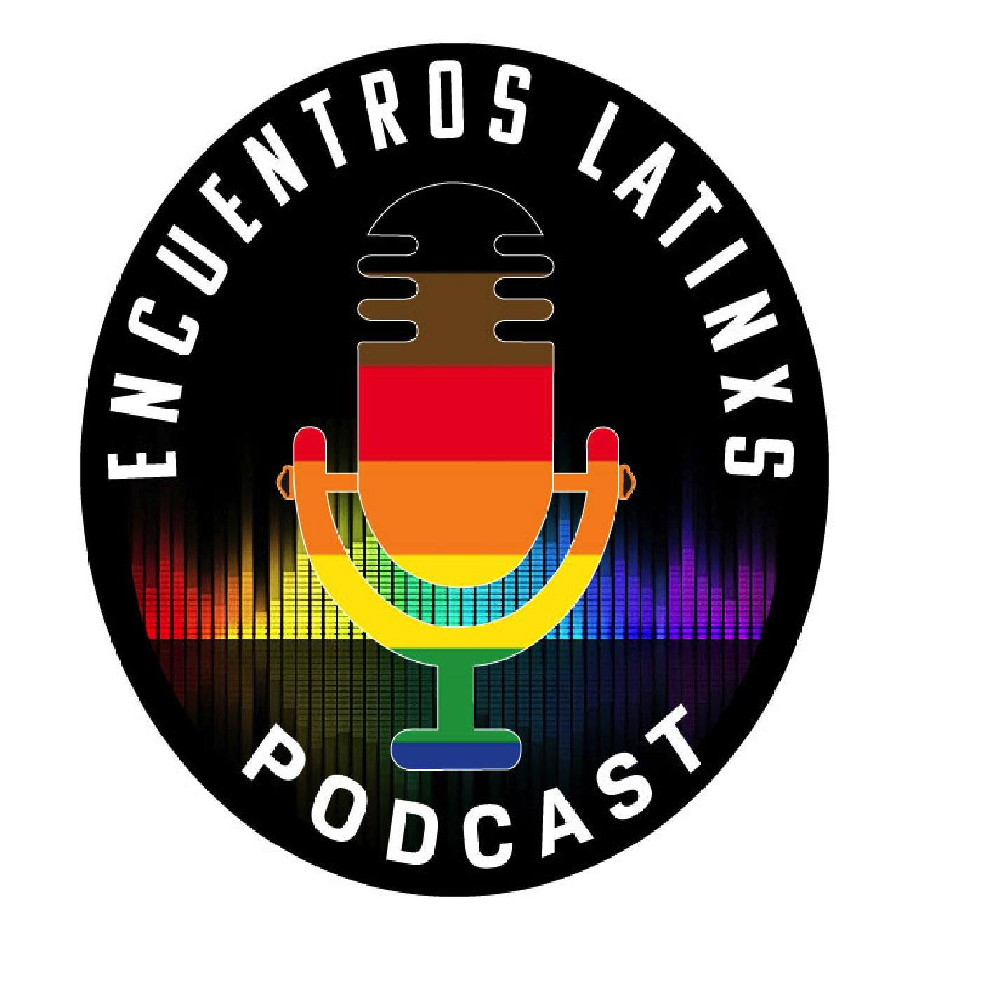 Encuentro Latinxs podcast logo