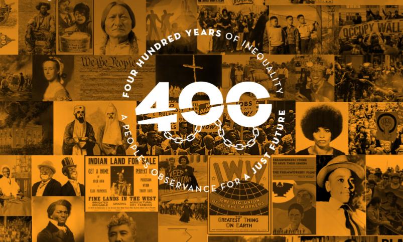 400 Years of Inequality image
