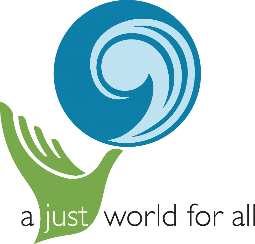 A just world for all logo