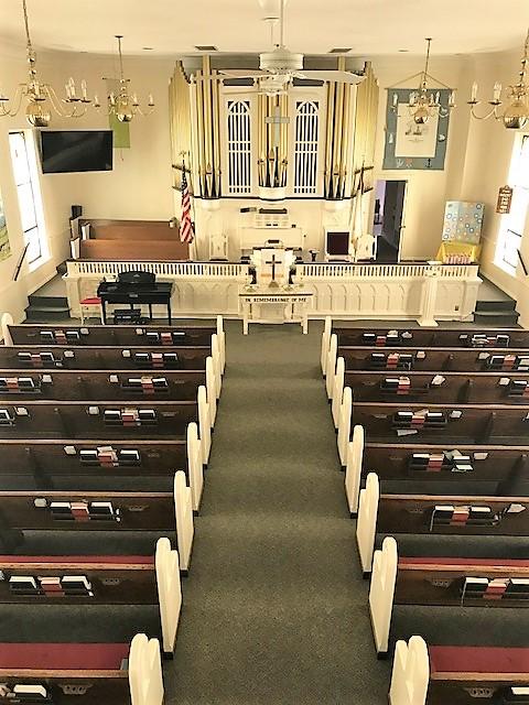 Amherst Ohio sanctuary before
