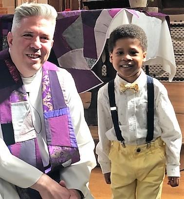 The Rev. Andrew Warner