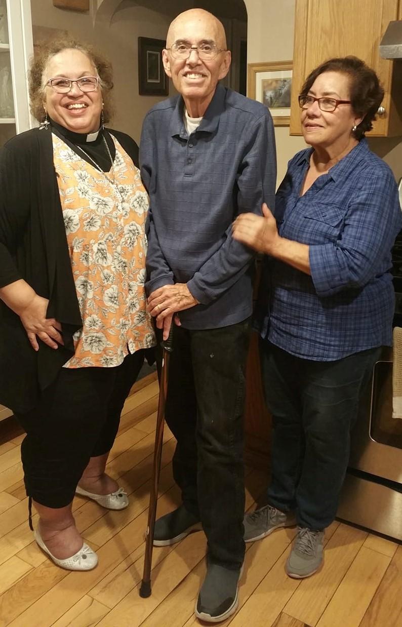 Persida Rivera-Mendez, Edwin Ayala, Doris Ayala