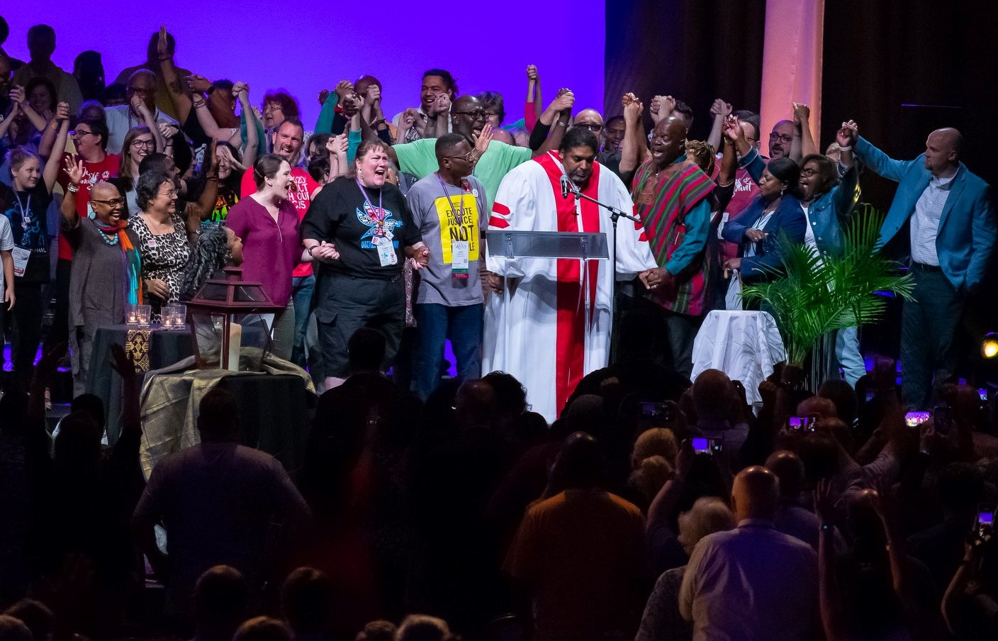 Disciples Assembly Barber worship 7/24/19