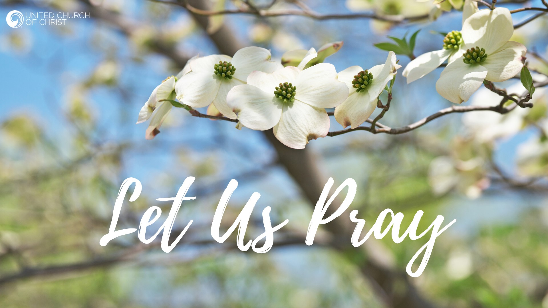 Call to Prayer image 4/5/20
