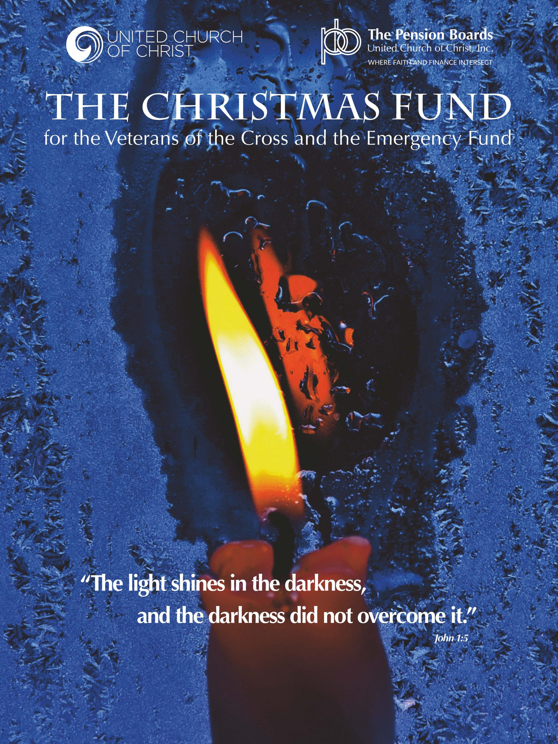 Christmas Fund poster 2019