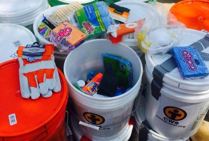 CWS cleanup buckets