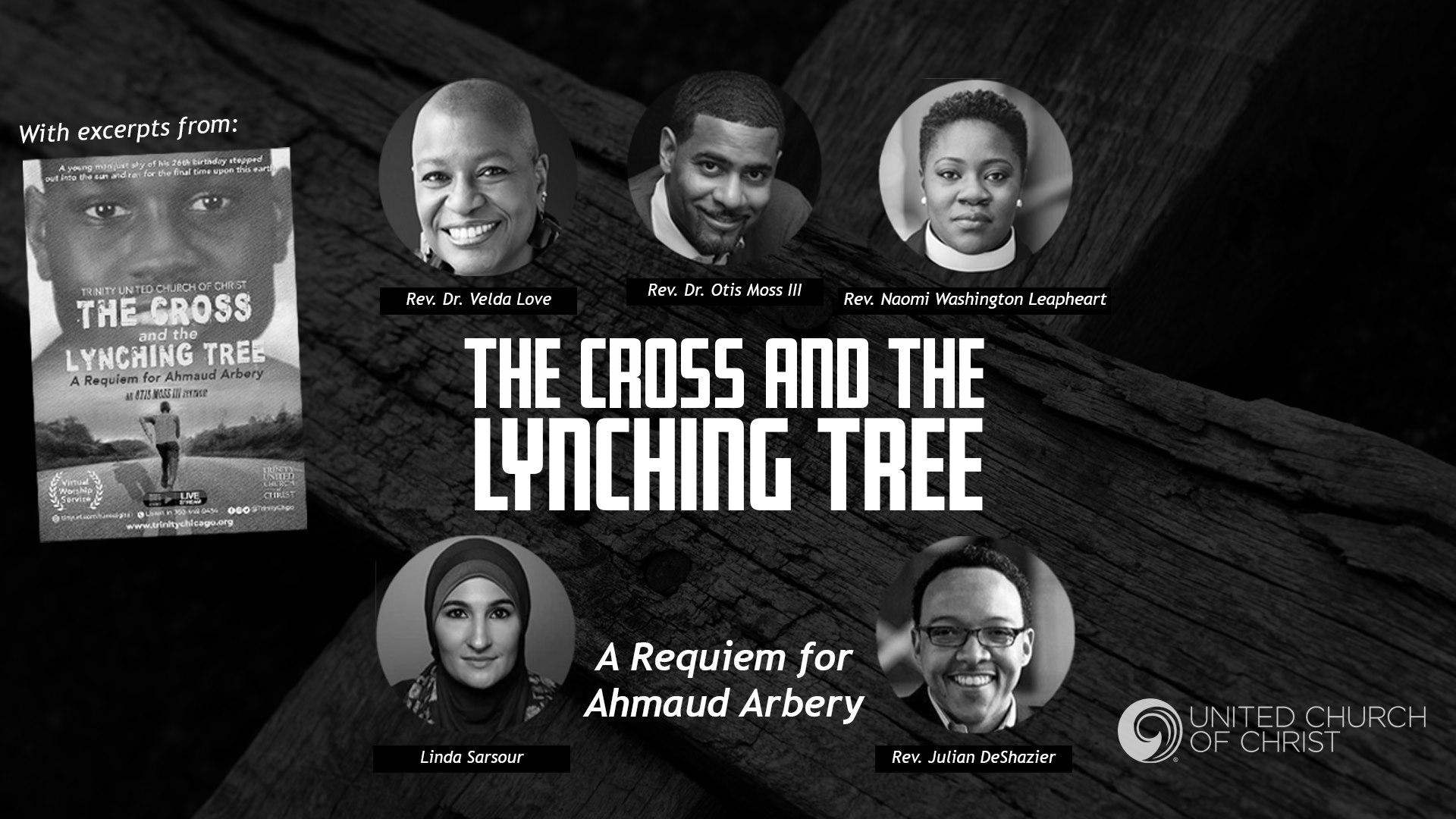 Cross & Lynching Tree webinar image May 2020