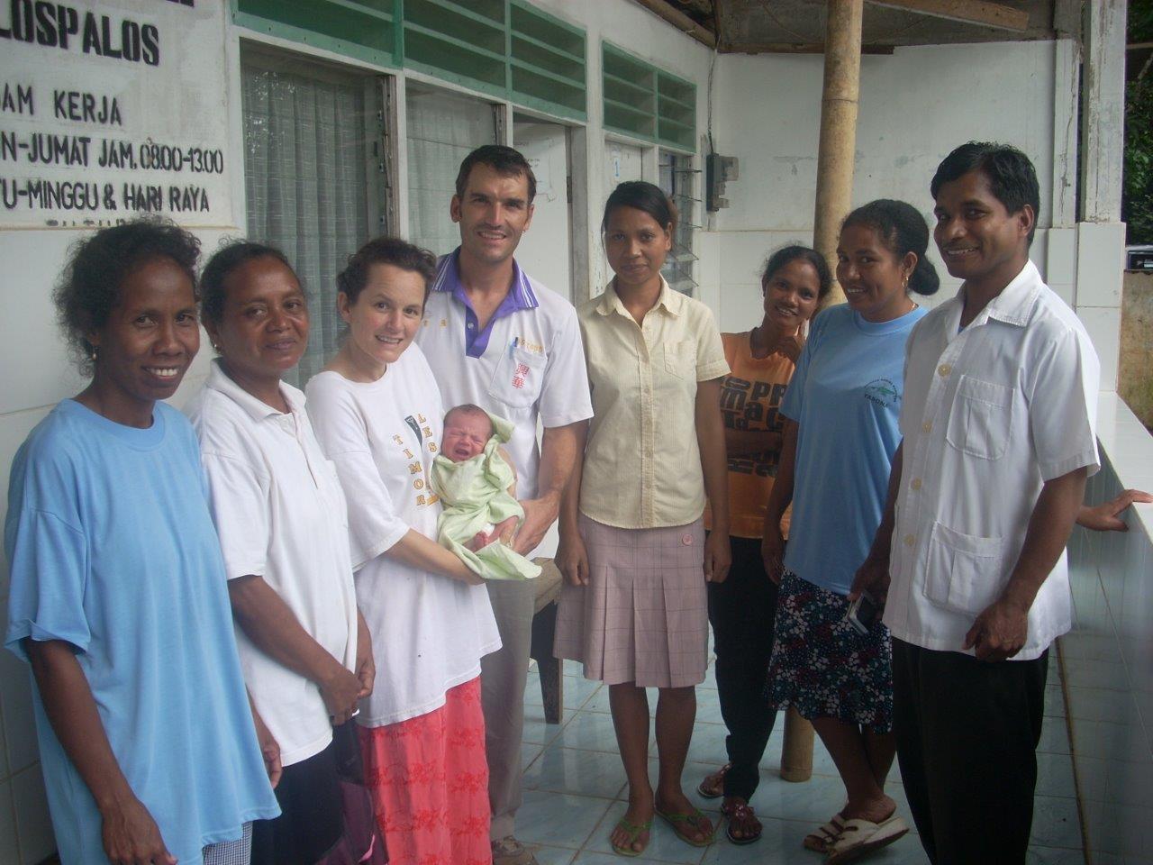 East Timor 2010