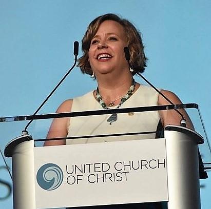 The Rev. Elizabeth Dilley