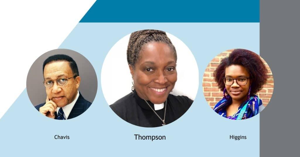GS 2021 preachers with Karen Georgia Thompson at center