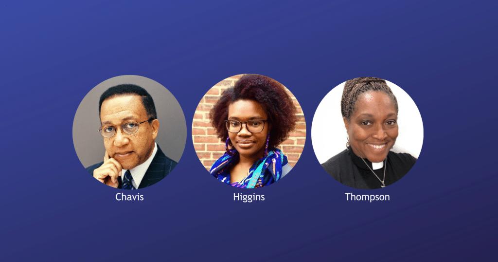 Three General Synod preachers July 2021