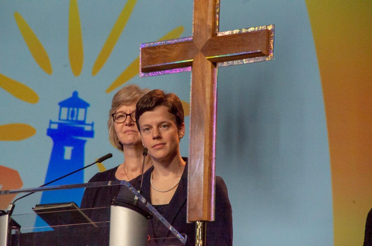 The Rev. Jocelyn Gardner Spencer