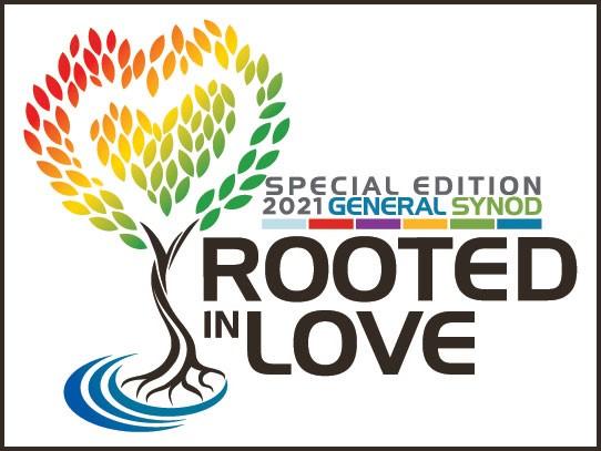 General Synod 2020 special edition logo