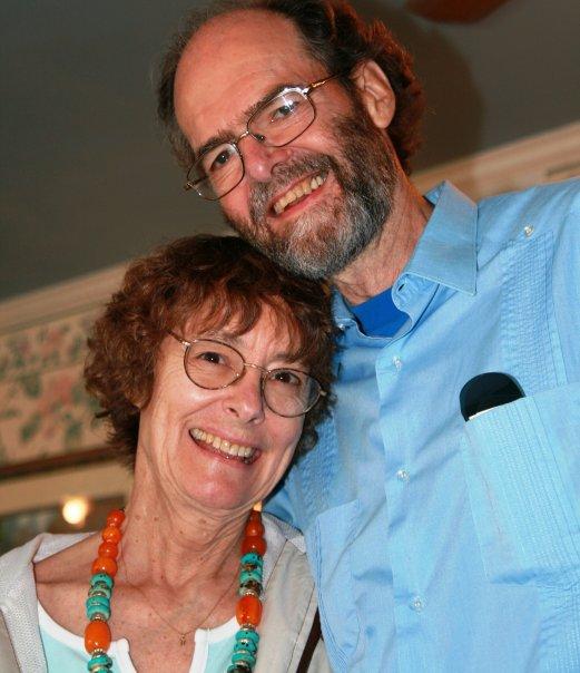 Evan and Deborah Golder, 2009