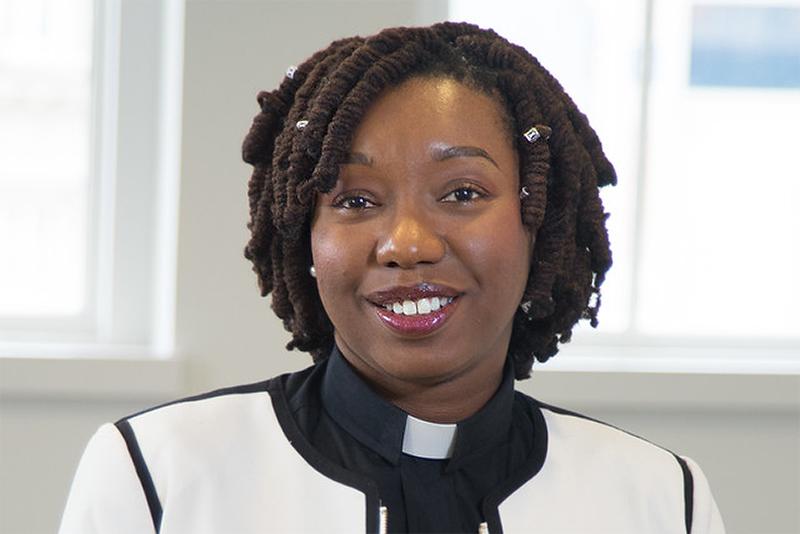 The Rev. Sekinah Hamlin