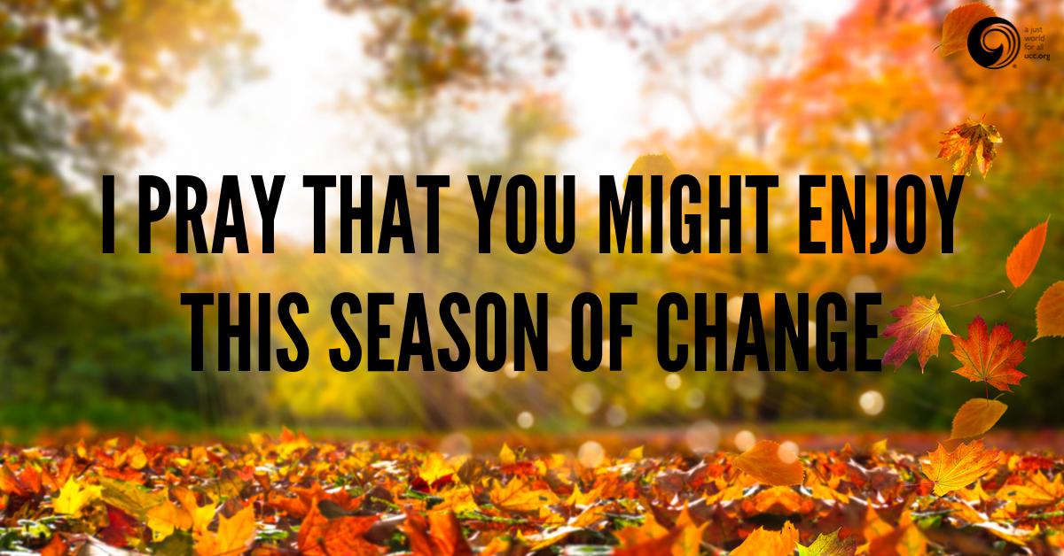 Into the Mystic: Autumn