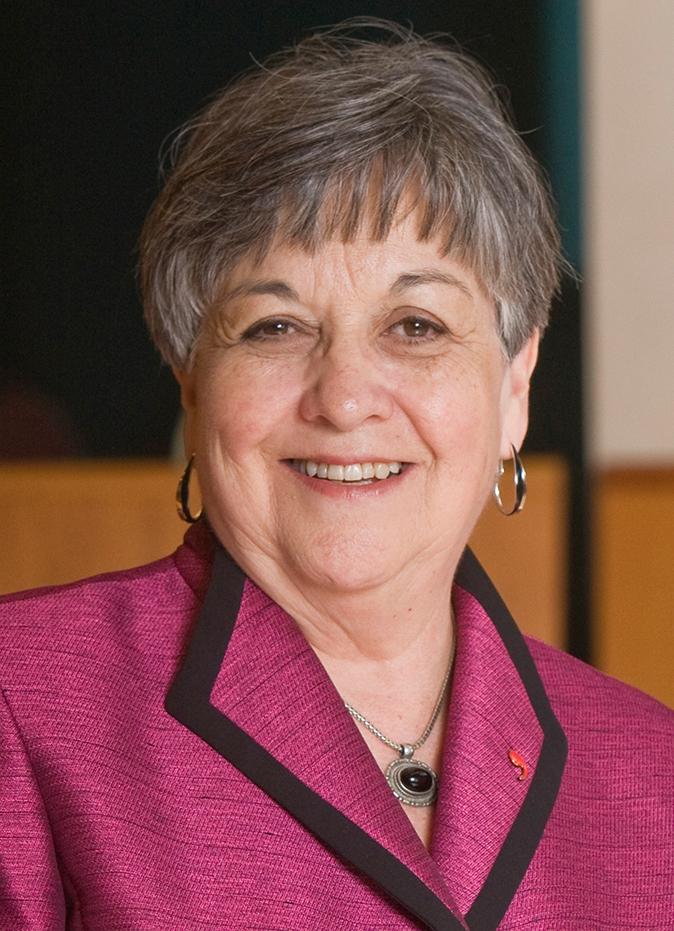 Rev. Linda Jaramillo