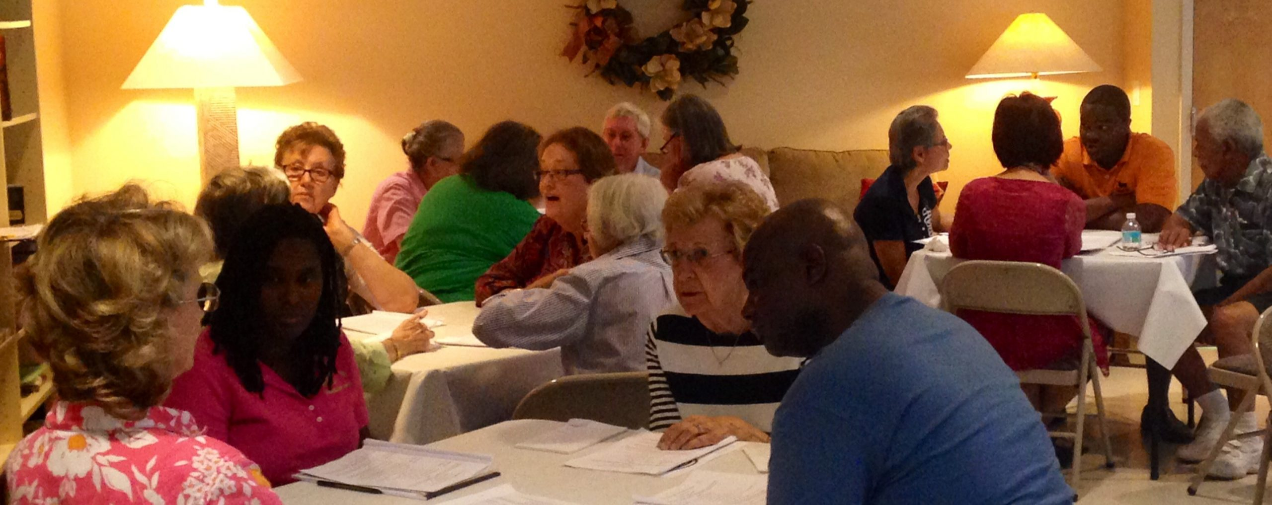 Table conversation, Union Congregational UCC