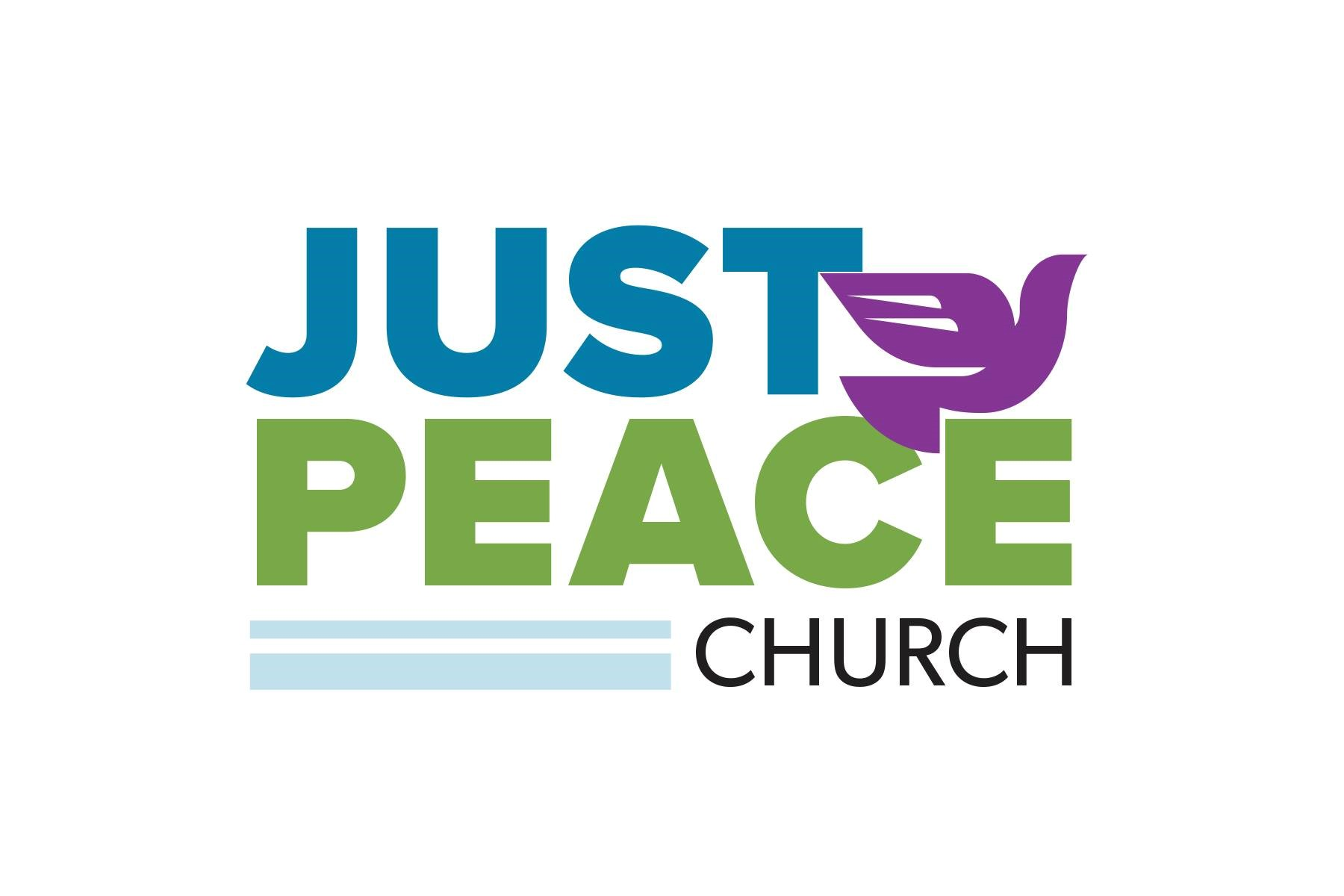 Just Peace Church logo