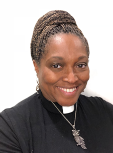 The Rev. Karen Georgia