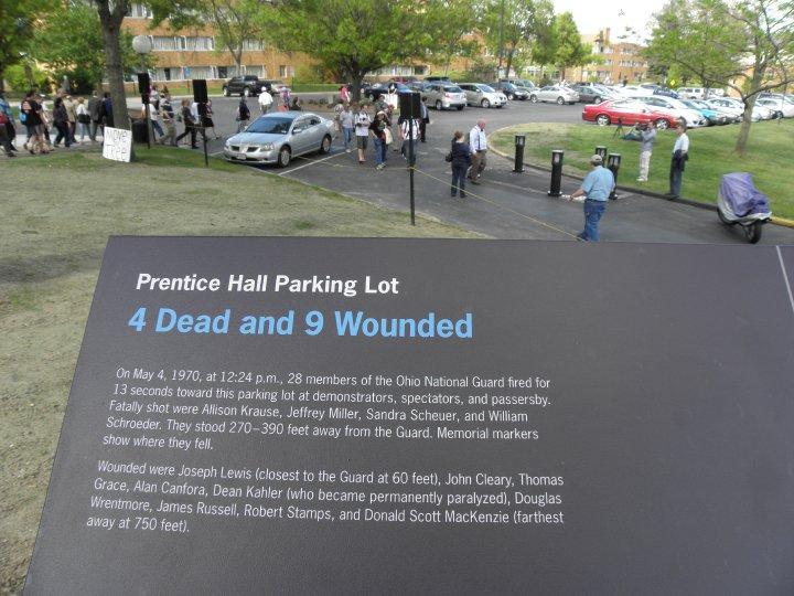 Prentice Hall plaque, KSU, 5/4/10