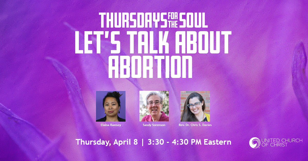 LetsTalkAboutAbortion-ThursdaysfortheSoul-ZoomBanner