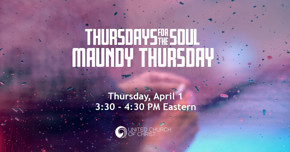 MaundyThursday-ThursdaysfortheSould-ZoomBanner