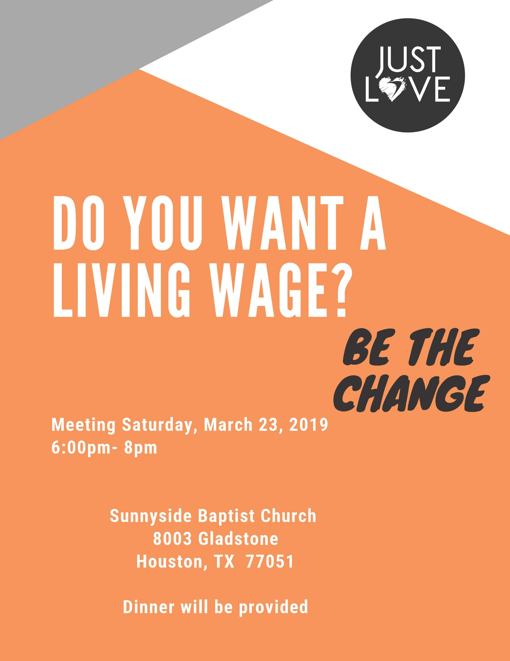 Young Change Makers flier