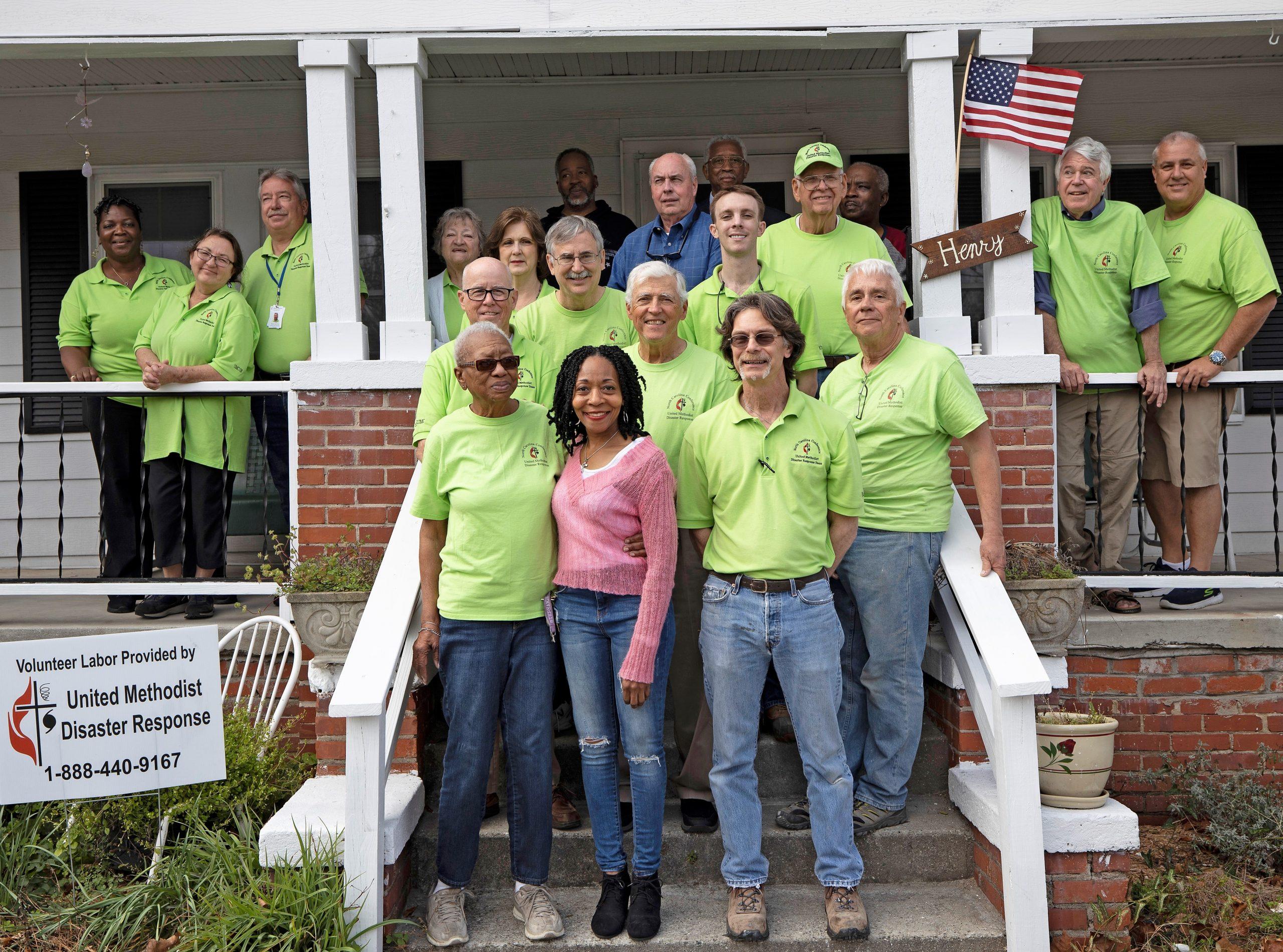OGHS house restoration Wilmington NC 2020