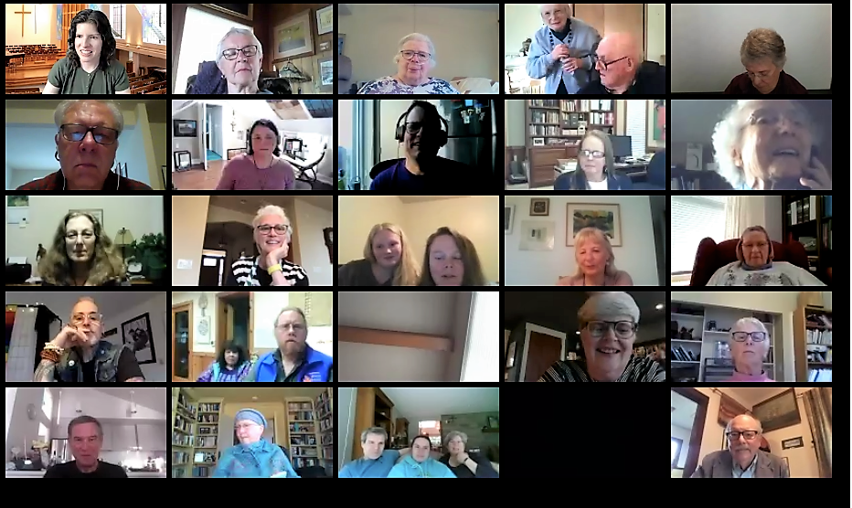 PNW Conference online meeting 2020