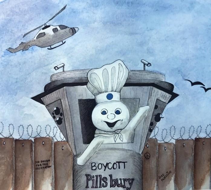 Pillsbury boycott image 2020
