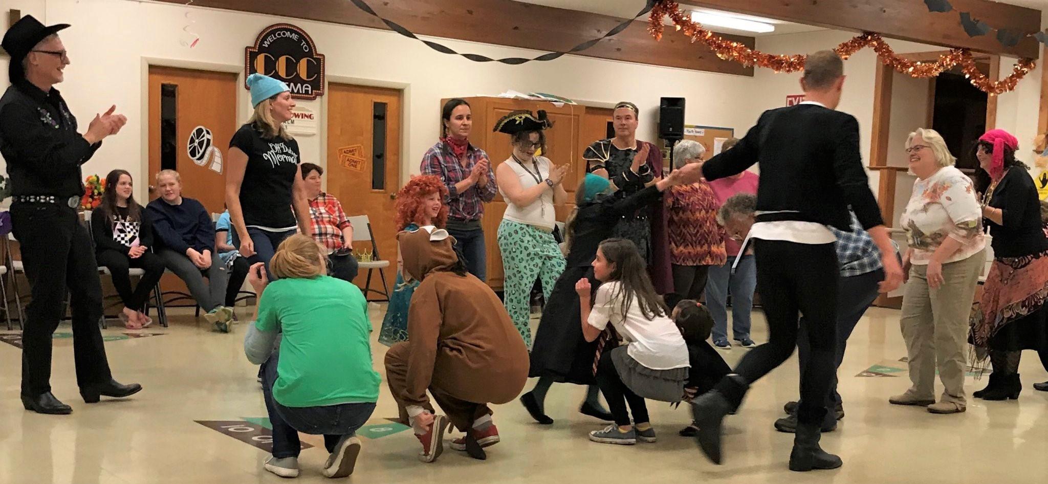 Rochester Community Christian Church dance