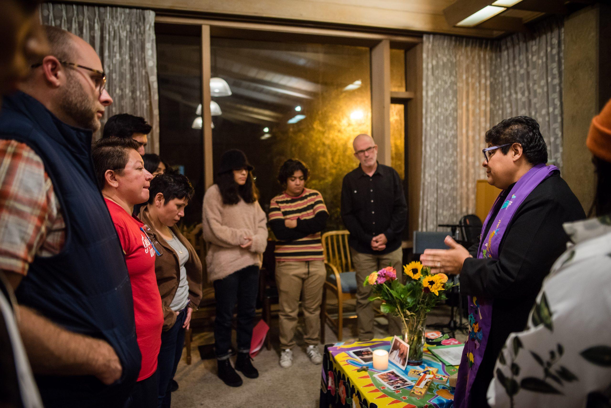 Ministerio Latino worship, Dec. 2019