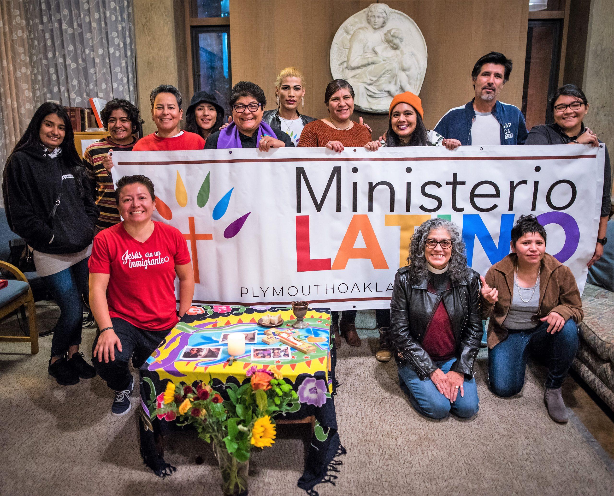 Ministerio Latino banner December 2019