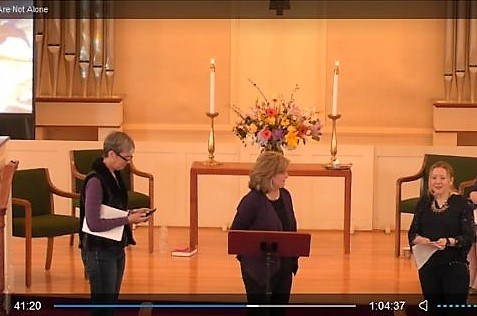 Virtual worship Rock Spring UCC 3/15/20