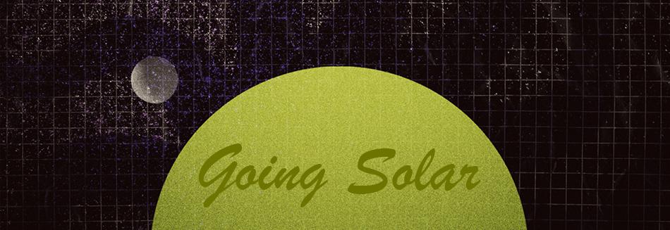 Going Solar