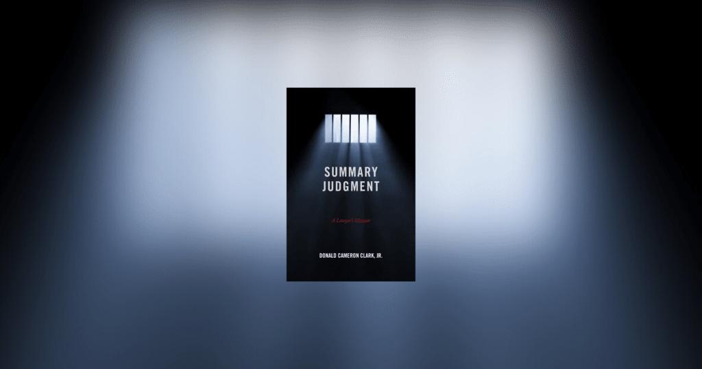 SummaryJudgmentBookCover