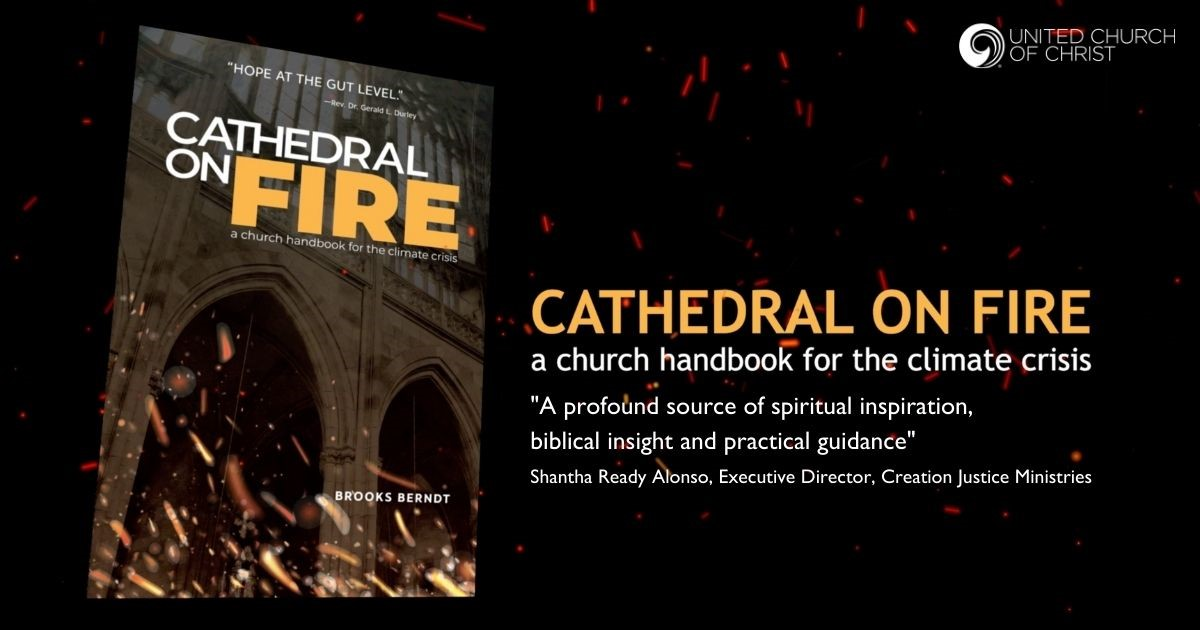 Cathedral on Fire book promo image