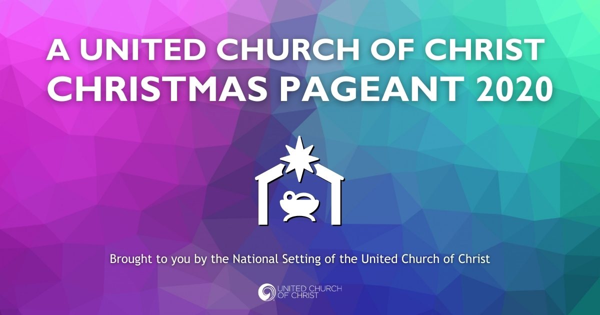 Christmas pageant 2020 image